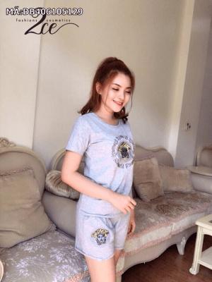 đồ bộ thun cotton giá rẻ