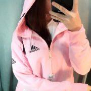 áo khoác da cá nữ xmkn005