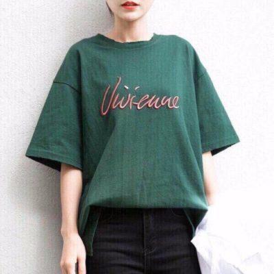 mẫu áo thun nữ đẹp