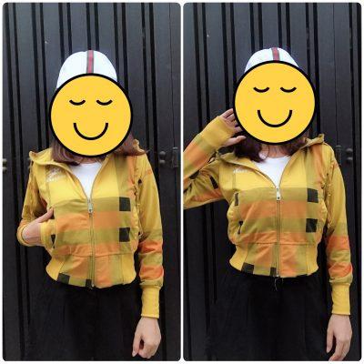 các mẫu áo khoác nữ đẹp
