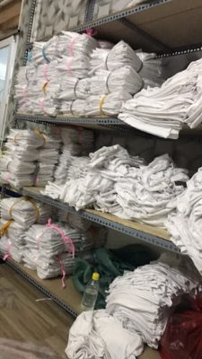 xưởng quần áo giá sỉ