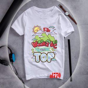 mẫu thiết kế áo lớp