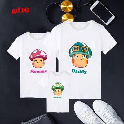 mua áo đồng phục gia đình