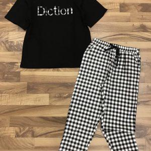 đồ bộ mặc nhà vải cotton