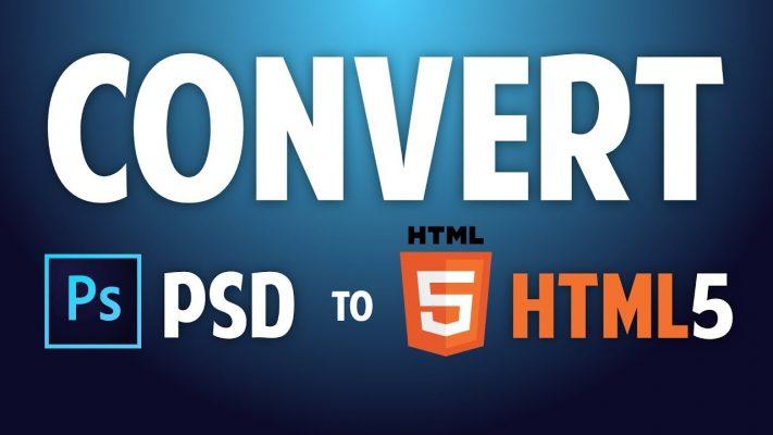 giáo trình trực quan PSD to HTML