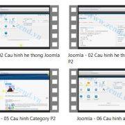 video Joomla phần 1