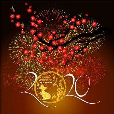 backdrop chúc mừng năm mới