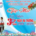 background họp lớp đẹp [Share]