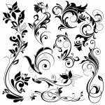 share bộ họa tiết trang trí Decorative
