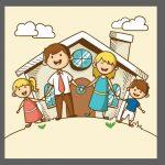hình gia đình vector [Share]