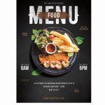mẫu menu thực đơn [Share]