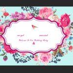 mẫu phông bạt đám cưới đẹp [Share]