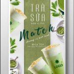 mẫu quảng cáo trà sữa [Share]