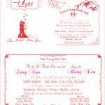 mẫu thiết kế thiệp cưới bằng corel [Share]