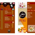tải menu cafe miễn phí [Share]