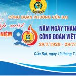 vector background đại hội [Share]
