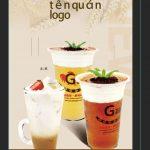vector menu trà sữa [Share]
