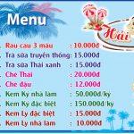 mẫu menu quán cafe file word [share]
