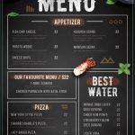 psd menu quán ăn [share]