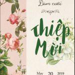 thiệp mời đám cưới psd [share]