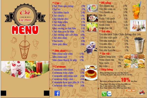 download menu file vector