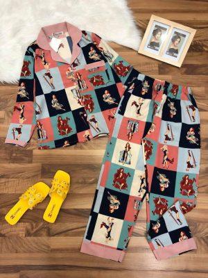 quần áo bộ mùa hè nữ