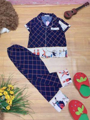 xưởng may đồ bộ pijama