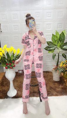 Xưởng may đồ bộ pijama nữ